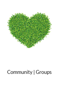 Workshops courses and events for communities and groups