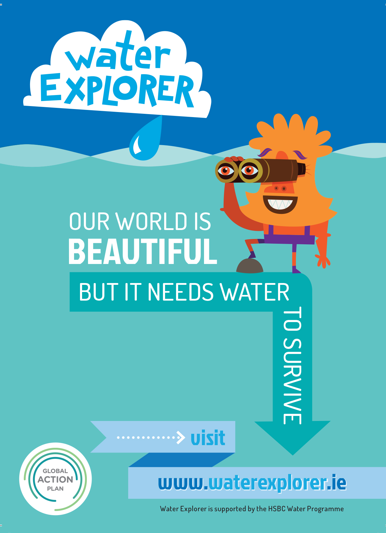 Water Explorer Ireland