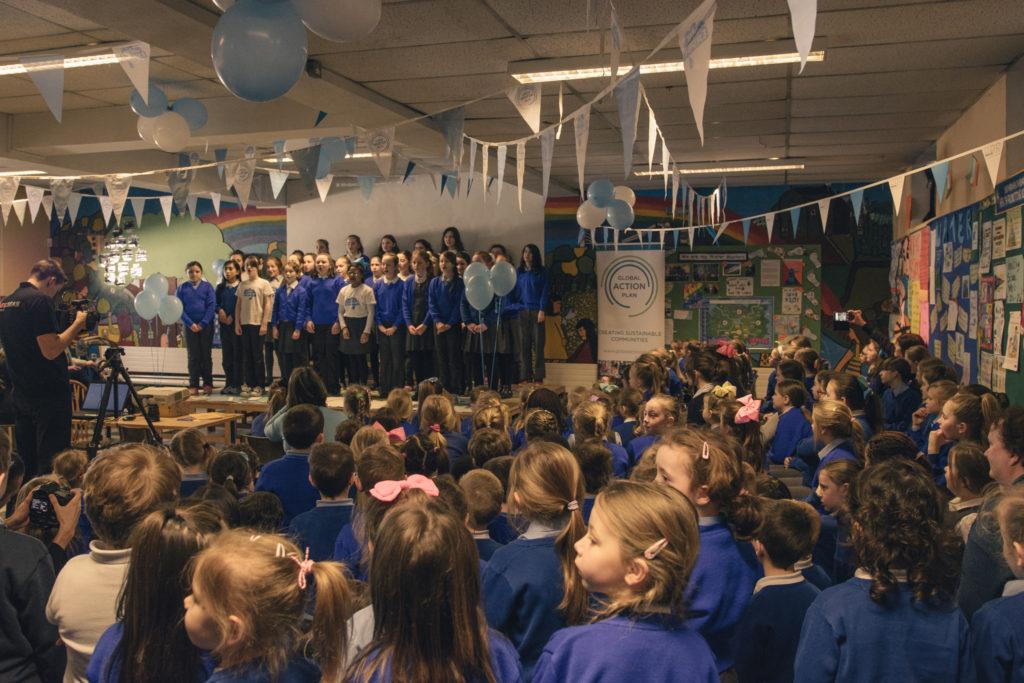 World Water Day Ireland Global Action Plan WAFA